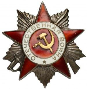 ZSRR Order Wojny Ojczyźnianej II klasy (nadanie 1945)