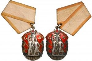 Order Znak Honoru - zestaw (2szt)