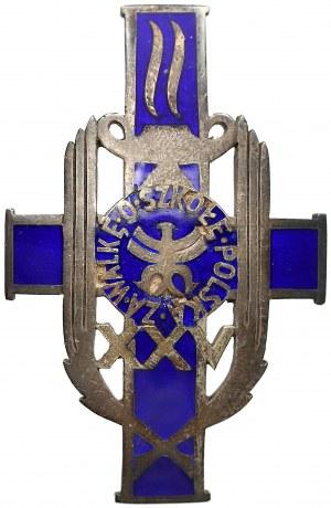 Odznaka Za Walkę o Szkołę Polską - XXV lecie