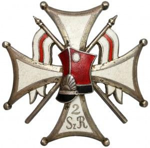 Odznaka 2 Pułk Szwoleżerów Rokitniańskich - Starogard