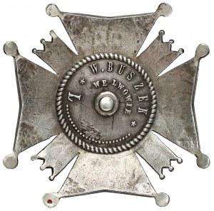 Odznaka 52 Pułk Piechoty Strzelców Kresowych - Złoczów