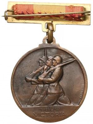Hiszpania, Medal pamiątkowy za zwycięstwo w wojnie domowej