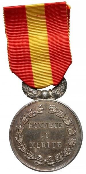 Francja, Medal HONNEUR AU MÉRITE 1888 / PRIX CHEVALIER EMILE HANCY AVOCAT 1888
