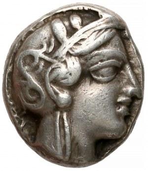 Attyka, Ateny, Tetradrachma -