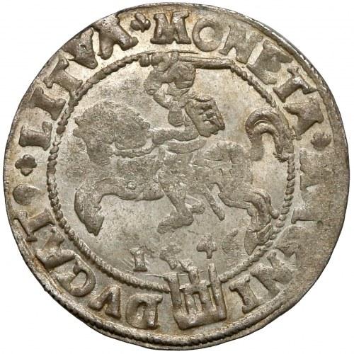 Zygmunt II August, Grosz na stopę litewską 1546 - piękny