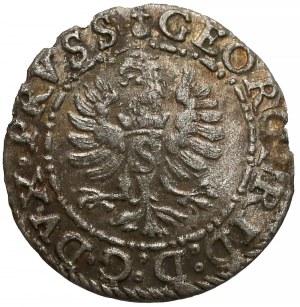 Prusy, Jerzy Fryderyk, Trzeciak Królewiec 1591 - rzadki