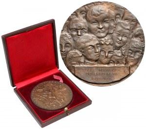 Izrael, Medal Szkoła Francuska w Beersheva 1959-1964 (Landry)