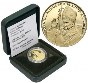 Słowacja, Medal ZŁOTO Koniec pontyfikatu Jana Pawła II 2005