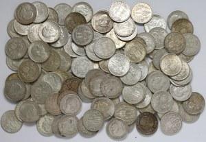 Austro-Węgry ZESTAW 1 korona 1893-1915 (129szt)