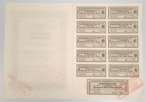 Gdańsk OIKOS, 10.000 rmk 1923