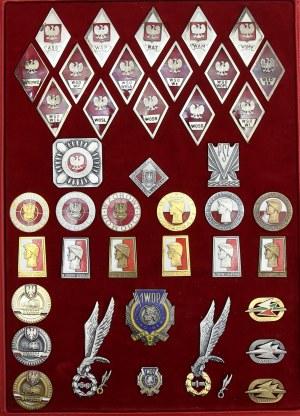 Album Odznak WP (43 odznaki)