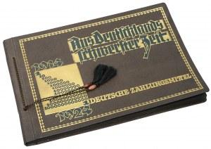 Niemcy, Album z epoki banknotów 1914-1924
