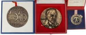 Dla gen. TUCZAPSKIEGO zestaw 3 medali
