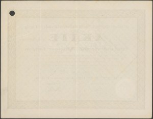 Gdańsk Briefumschlagfabrik Hansa..., 25 gulden 1925