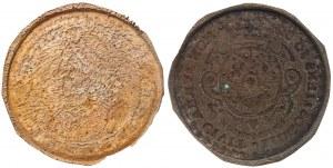 BARTYNOWSKI, Bartynotypy galwaniczne Portugała 1652