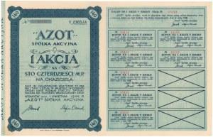 AZOT Spółka Akcyjna, Em.5, 140 mkp 1924