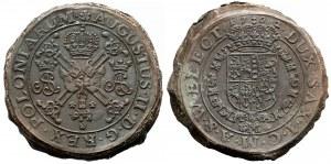 BARTYNOWSKI, Galwanotypy Talara 1702 - awers i rewers