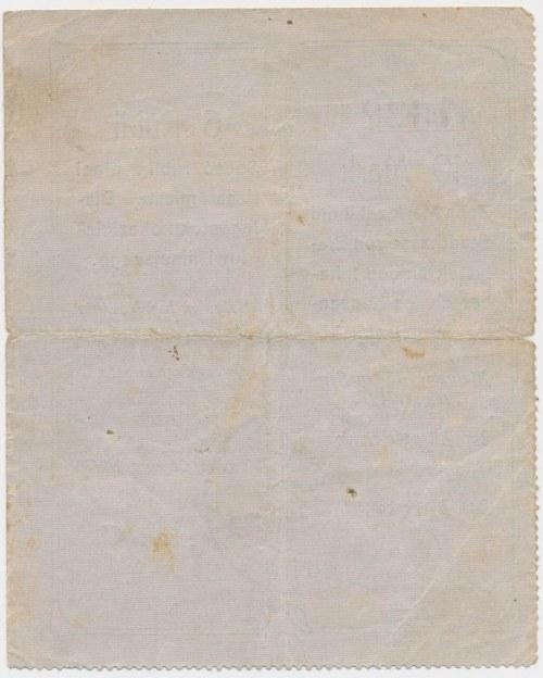 Białystok, 10 Mk = 6 rub 1915 - stempel z herbem