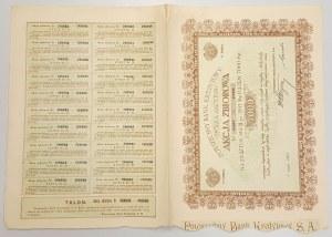 Powszechny Bank Kredytowy, Em.6, 25x 140 mkp 1923