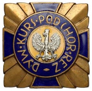 Odznaka Dywizyjny Kurs Podchorążych Rezerwy