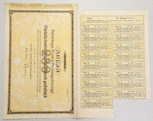 Polski Bank Przemysłowy, 280 mkp styczeń 1921