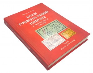 Podczaski, Katalog Pieniędzy Zastępczych - Tom III - 1914-1924