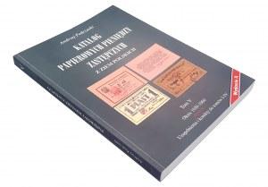 Podczaski, Katalog Pieniędzy Zastępczych - Tom V - 1939-1960, wydanie II