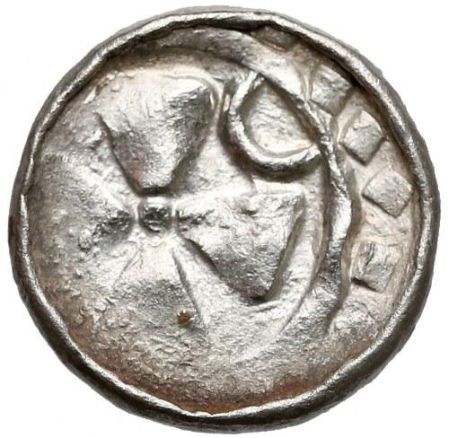 Polska, Zbigniew (1102-1107)?, Denar krzyżowy - Typ VI