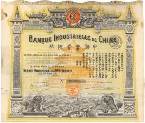 Chiny, Banque Industrielle de Chine, 500 francs