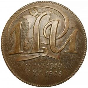 Odznaka 1 Pułk Ułanów Legionowych
