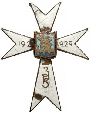 Odznaka 3 Pułk / Batalion Saperów Wieleńskich