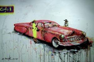 Grajek Dariusz, Cadillac i panii…