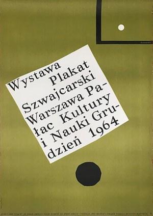 Plakat: Wystawa Plakat Szwajcarski