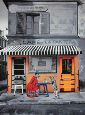 Paulina Zalewska, Cafe la Pantera, 2018