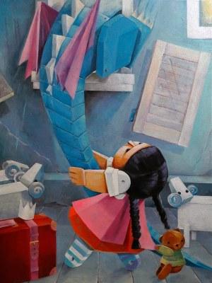 Mirella Stern, Half the Kingdom Plus the Princess, 2018