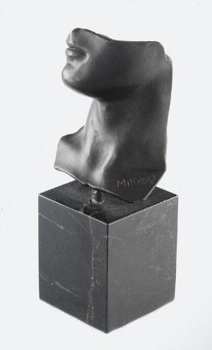 Igor MITORAJ (1944-2014), Portret mężczyzny, 1984