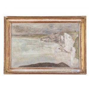 Tadeusz Makowski (1882 - 1932), Falaises, ok. 1927