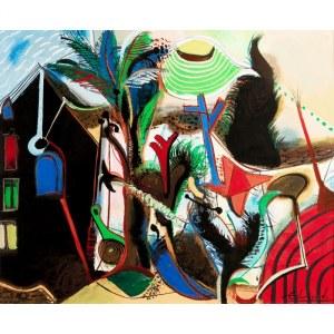 Edmond Demirdijan (1951 SOFIA - 2009 SOFIA ), Kompozycja