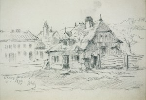 Tadeusz RYBKOWSKI (1848-1926), Stary Przemyśl, [1879]