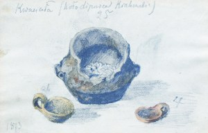 Tadeusz RYBKOWSKI (1848-1926), Martwa natura, [1873]