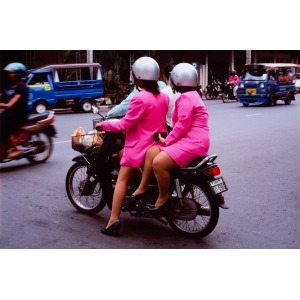 Maurycy Gomulicki, Pink Riders, 2002 2011
