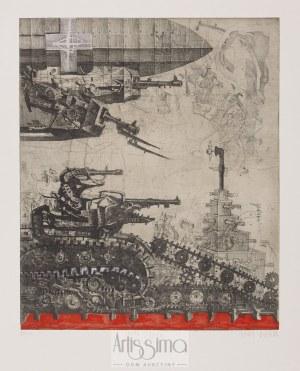 Kacper Bożek (ur. 1974), Cnota terroru, 2015