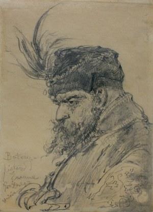 Matejko Jan, STEFAN BATORY..., PRZED 1870