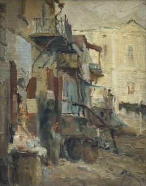 Jakimczuk Aleksander, SKLEPIKI, PRZED 1928