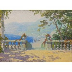Emil Lindeman (1864 – ok. 1945), Pejzaż