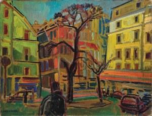 Mieczysław Lurczyński, Jesień w Paryżu, 1960 -1980
