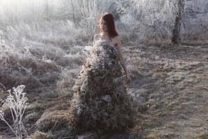 Cecylia Malik (ur. 1975), Cecylia in Goldenroad in winter Frost, z serii