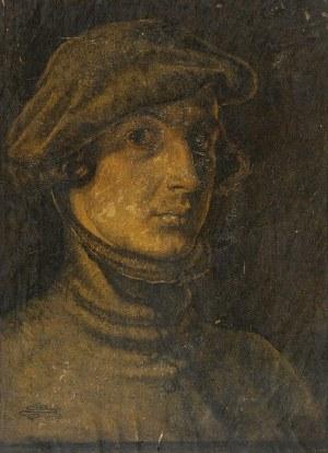 Stanisław SZUKALSKI (1895-1987), Autoportret, 1912