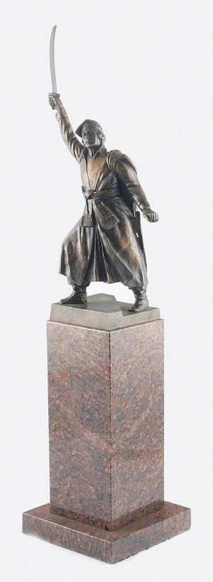 Stanisław JACKOWSKI (1887-1951) - według, Pomnik Jana Kilińskiego w Warszawie