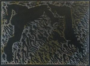 Jan DOBKOWSKI (ur. 1942), Nokturn XXXXVIII, 1999